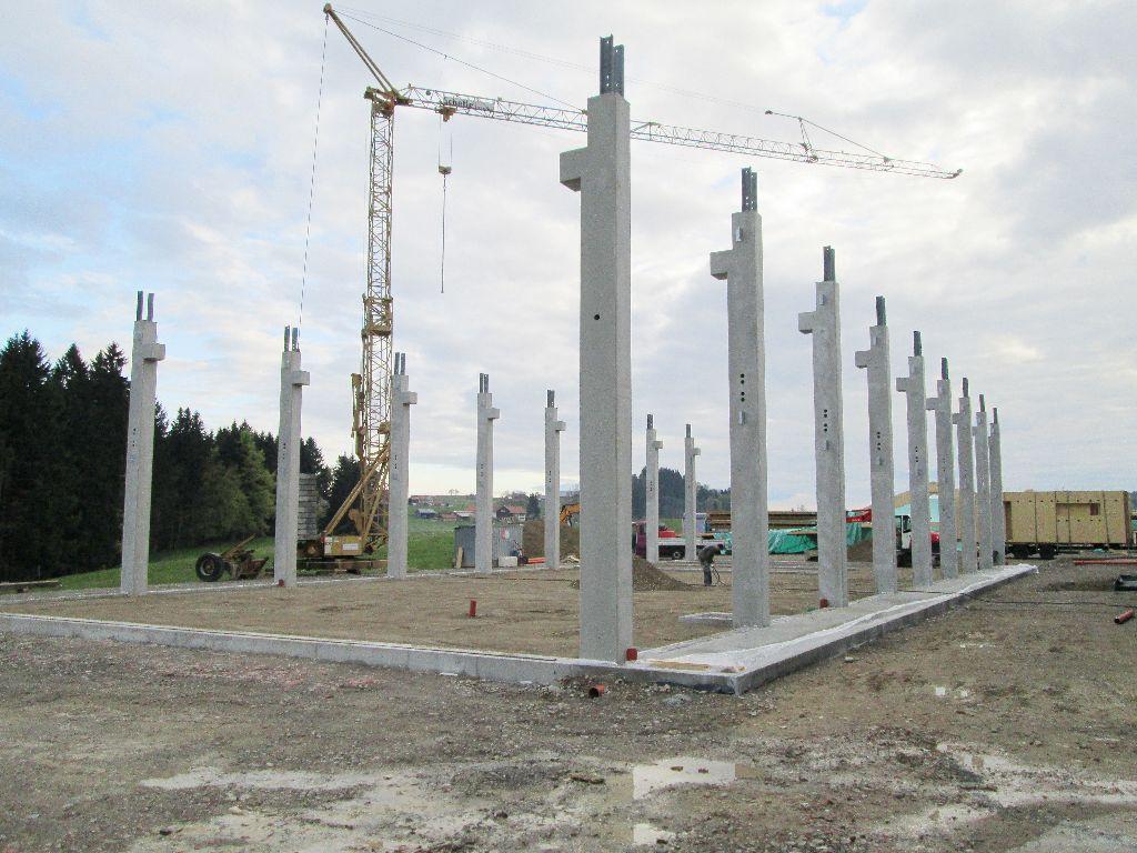 Jarde Bauunternehmen gewerbliche industrielle Bauten