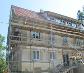 Jarde Bauunternehmen Sanierung Renovierung